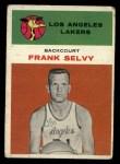1961 Fleer #40  Frank Selvy  Front Thumbnail