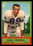1963 Topps #28  Gail Cogdill  Front Thumbnail