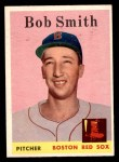 1958 Topps #445  Bob Smith  Front Thumbnail