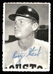 1969 Topps Deckle Edge #22 STA Rusty Staub     Front Thumbnail