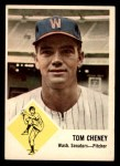 1963 Fleer #27  Tom Cheney  Front Thumbnail