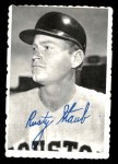 1969 Topps Deckle Edge #22 ^STA^ Rusty Staub     Front Thumbnail