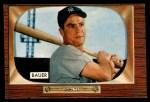 1955 Bowman #246  Hank Bauer  Front Thumbnail