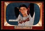 1955 Bowman #91  Dick Marlowe  Front Thumbnail