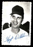 1969 Topps Deckle Edge #11 WIL Hoyt Wilhelm  Front Thumbnail