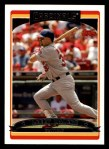 2006 Topps #165  Larry Walker  Front Thumbnail