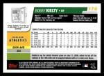 2006 Topps #176  Bobby Kielty  Back Thumbnail