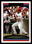 2006 Topps #154  Ryan Church  Front Thumbnail