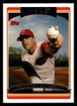 2006 Topps #159  Brandon Claussen  Front Thumbnail
