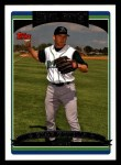 2006 Topps #101  Chad Orvella  Front Thumbnail