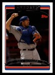 2006 Topps #131  Rod Barajas  Front Thumbnail