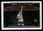 2006 Topps #258   -  Jim Edmonds Golden Glove Award Front Thumbnail