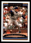 2006 Topps #231  Chris Capuano  Front Thumbnail