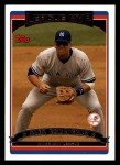 2006 Topps #262   -  Alex Rodriguez AL Most Valuable Player Front Thumbnail