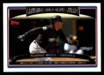 2006 Topps #249   -  Vernon Wells Golden Glove Award Front Thumbnail