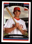 2006 Topps #299   -  Jeff Mathis Rookie Card Front Thumbnail