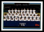 2006 Topps #292   Tampa Bay Devil Rays Team Front Thumbnail