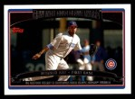 2006 Topps #253   -  Derrek Lee Golden Glove Award Front Thumbnail