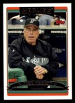 2006 Topps #276  Jack McKeon  Front Thumbnail