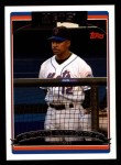 2006 Topps #283  Willie Randolph  Front Thumbnail