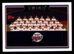 2006 Topps #282   Minnesota Twins Team Front Thumbnail