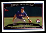 2006 Topps #244   -  Mark Teixeira Golden Glove Award Front Thumbnail