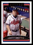 2006 Topps #267  Bobby Cox  Front Thumbnail