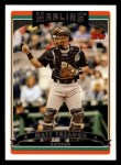 2006 Topps #366  Matt Treanor  Front Thumbnail
