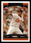 2006 Topps #342  Bruce Chen  Front Thumbnail