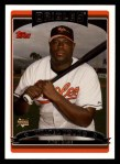 2006 Topps #307  Walter Young  Front Thumbnail