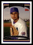 2006 Topps #353  Claudio Vargas  Front Thumbnail
