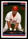 2006 Topps #306  Danny Sandoval  Front Thumbnail
