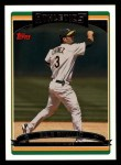 2006 Topps #340  Eric Chavez  Front Thumbnail