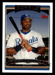 2006 Topps #348  Reggie Sanders  Front Thumbnail