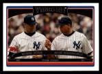 2006 Topps #326   -  Derek Jeter / Alex Rodriguez Team Stars Front Thumbnail