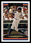 2006 Topps #444  Curtis Granderson  Front Thumbnail