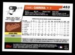 2006 Topps #453  Daniel Cabrera  Back Thumbnail