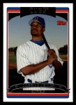 2006 Topps #447  Jacque Jones  Front Thumbnail