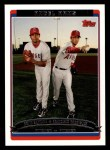 2006 Topps #660   -  Ervin Santana / Francisco Rodriguez Team Stars Front Thumbnail