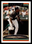 2006 Topps #634   -  Reggie Abercrombie Rookie Card Front Thumbnail