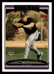 2006 Topps #638   -  Brian Anderson Rookie Card Front Thumbnail