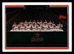2006 Topps #606   Houston Astros Team Front Thumbnail