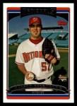 2006 Topps #622   -  Jason Bergmann Rookie Card Front Thumbnail