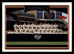 2006 Topps #614   San Diego Padres Team Front Thumbnail