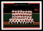 2006 Topps #604   Washington Nationals Team Front Thumbnail