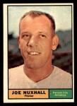 1961 Topps #444  Joe Nuxhall  Front Thumbnail