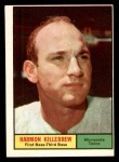 1961 Topps #80  Harmon Killebrew  Front Thumbnail