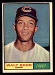 1961 Topps #334  Walt Bond  Front Thumbnail