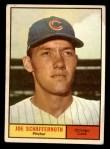 1961 Topps #58  Joe Schaffernoth  Front Thumbnail