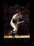 2007 Topps #7  Mickey Mantle  Front Thumbnail